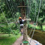 The High Ropes (extra cost)