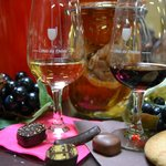 Accords vin et chocolat