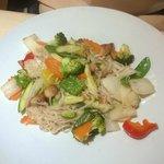 Pad Thai vegano