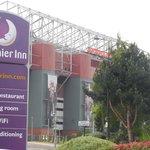 Stadium View from Premier Inn