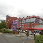 View of Premier Inn