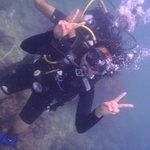 1st Dive