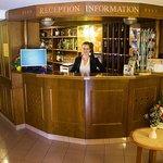 Hotel Molnar Reception