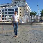 Я на площади