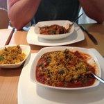 Tasty curry at delhi 6