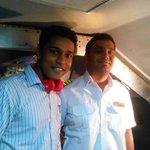with Capt.Vijay Kumar