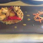 Riso Thailandese al Salto con Gamberetti al Curry