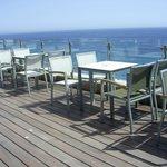 10th Floor Solarium seating area