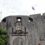 Widok na bastion