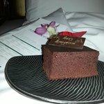 Tarta chocolate Honeymoon