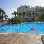 the 'quiet' pool