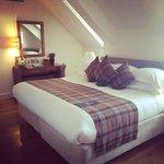 Suite Bedroom - amazing bed!