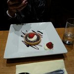 Chocolat tart