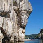 mit dem Schiff an den Donaudurchbruch