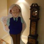 Mr George the clock man