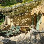 Villa La Bergerie - terrace - terrasse
