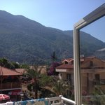 View from our balcony - June 2014