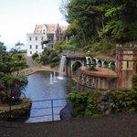 Прекрасный парк, прекрасное место отдыха!