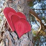 Der Baum der Herzen