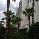 Пожар в отеле 11 мая 2013 года