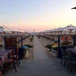 Nella splendida cornice della spiaggia di Serapo, luogo ideale per momenti di relax!!!!
