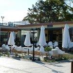Restaurant- Terasse
