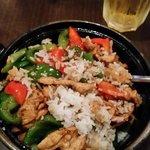 Firecracker Rice Pot