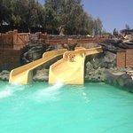 Texas Rancho Park Slide