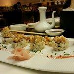 Yuzu infused tempura.. dont miss it