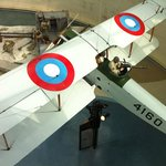 One of the countless aircraft displayed.