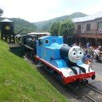 Thomas the Train at Tweetsie!
