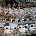 Délicieux desserts