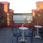 The terrace 2