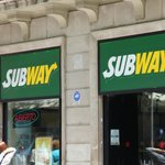 SUBWAY NXT TO HOTEL