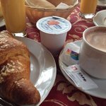 Breakfast at Cafe' Centrale