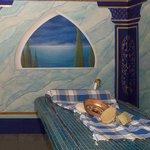 Spa, Seifenschaum-Massage