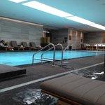 Terrific pool area