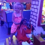 My kids loved the arcade me not so much because you couldn't get involved with the evening enter