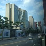 Hotel from street.