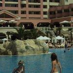 leuke autoos en Fotoos van het Hotel Majestic in Sunny- Beach