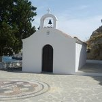 little church at St Paul's Bay