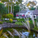 Landscaping at East Wind Long Island
