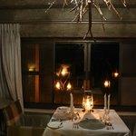 Surprise inroom dining