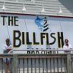 2 Bill's in front of Billfish