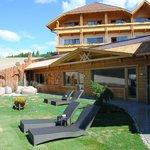 giardino aerea saune