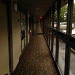 hallway infront of room 314