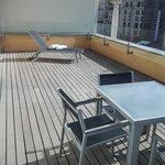 terace deck junior suite