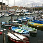Nice harbour