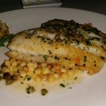 Atlantic Cod cooked perfectly.