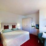 Rudis Adler Suite Schlafzimmer